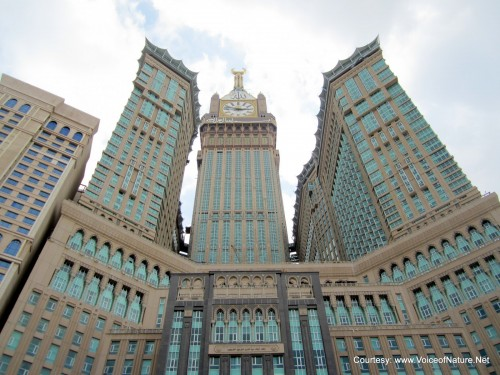 Royal Makkah Clock Tower